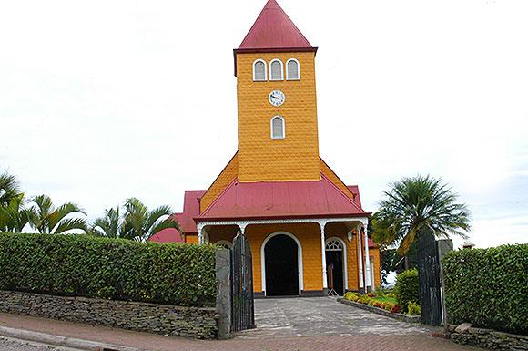 Iglesia de Aquiares